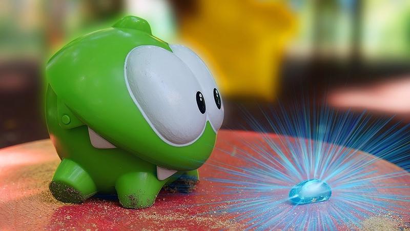 Ам Ням нашел волшебный камень Развивающие мультики для детей про игрушки и приключения Ам Няма