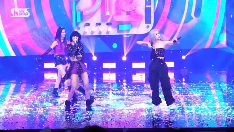 BLACKPINK 'How You Like That' on Inkigayo 20 07 12 ENCORE FANCAM
