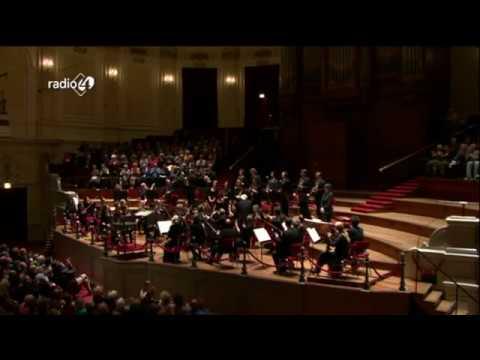 Haydn Symfonie nr 104 in D 'London' Frans Brüggen Radio Kamer Filharmonie Live concert