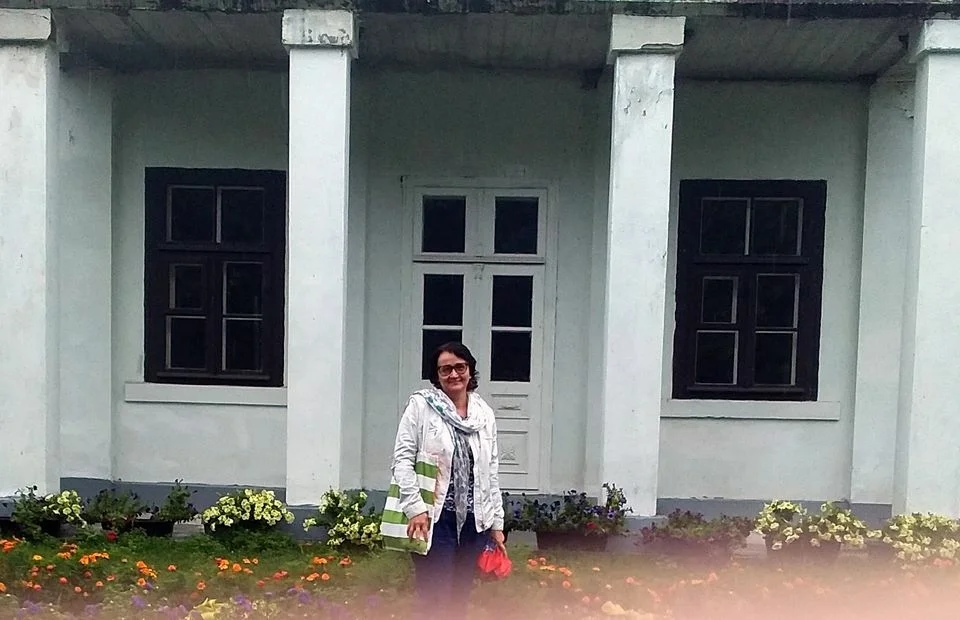 Дом Выслоухов в Перковичах