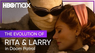 Doom Patrol's Rita & Larry are Friendship Goals | HBO Max