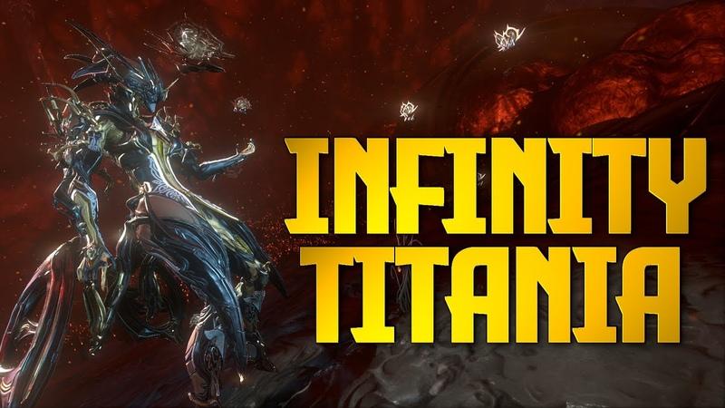 Warframe Titania Infinite Bullet Hose Dex Pixia Melee Diwata Build Setup Helminth Combo
