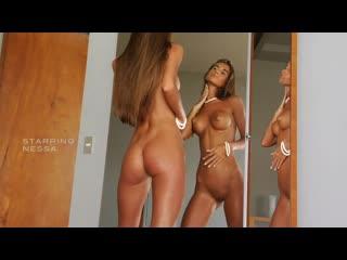 Nessa Devil ( нарезка под музыку 18  Porn Music Video PMV фитоняшка Красавица шикарное тело Домашнее Орал Минет Анал Жесткое