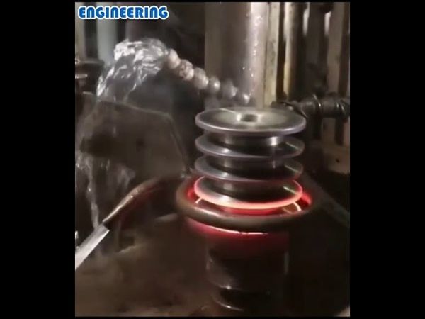 Induction hardening Process engineering