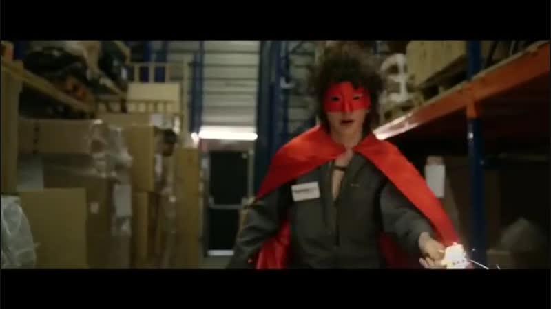 Романн Беррю в клипе Fantom Cingle