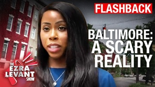 FLASHBACK 2019: Kimberly Klacik and Ezra Levant tour Baltimore's abandoned homes
