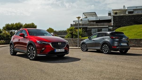 Mazda CX-3 в России скоро, Mazda CX-4 никогда! В своё время российское представительство Mazda получало Одобрение типа транспортного средства (ОТТС) на субкомпактный кроссовер СХ-3 документ