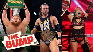 Otis, Asuka and Adam Cole talk WWE Money in the Bank: WWE's The Bump, May 13, 2020
