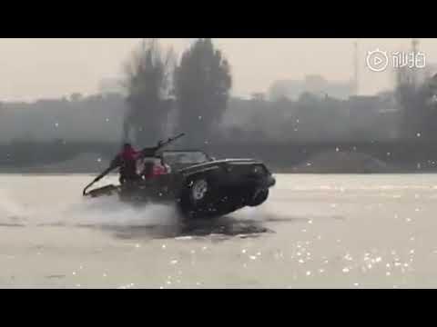Амфибия Shaanxi Baoji Special Vehicles