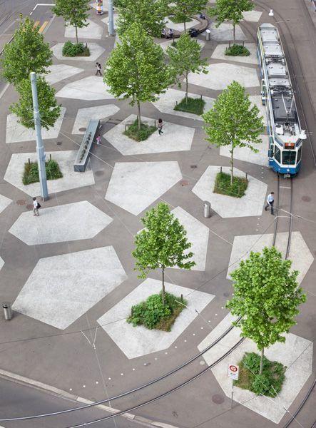 Парковая геометрия.