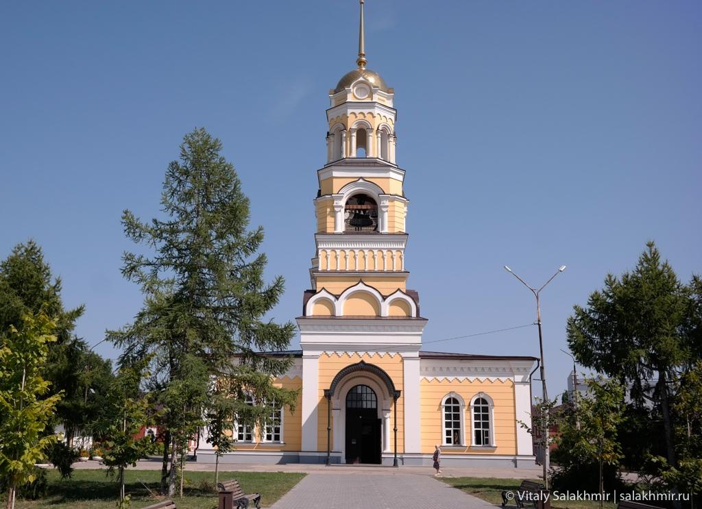 Свято-Троицкий Собор, Энгельс 2020