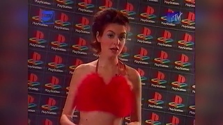 """PlayStation - Bust-a-Move (PS1)(ТК """"MTV Russia"""" , 1999 год) HD"""