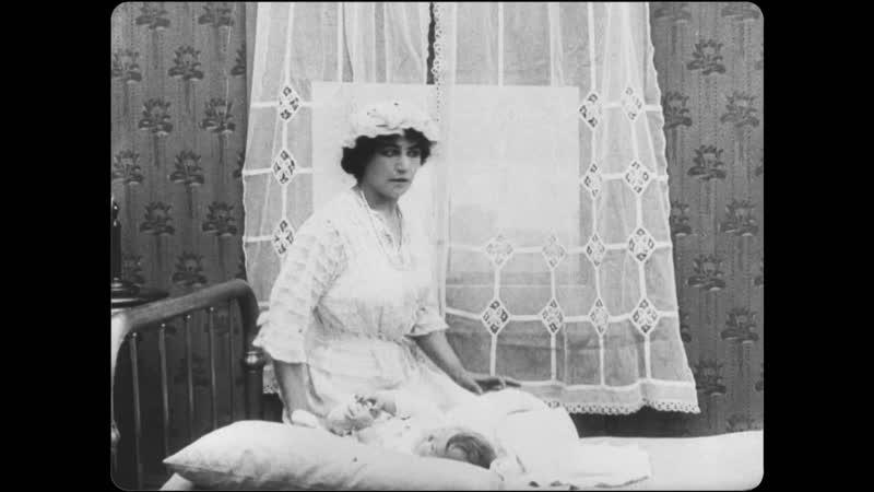 Саспенс Suspense Филлипс Смолли Phillips Smalley Луиз Уэбер Lois Weber 1913