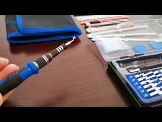 Набор инструментов для разборки ноутбуков, смартфонов, планшетов и телефонов