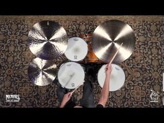 """Zildjian 20"""" A Take Five Reissue Ride Cymbal - 2208g (A20TK5-1092320G)"""