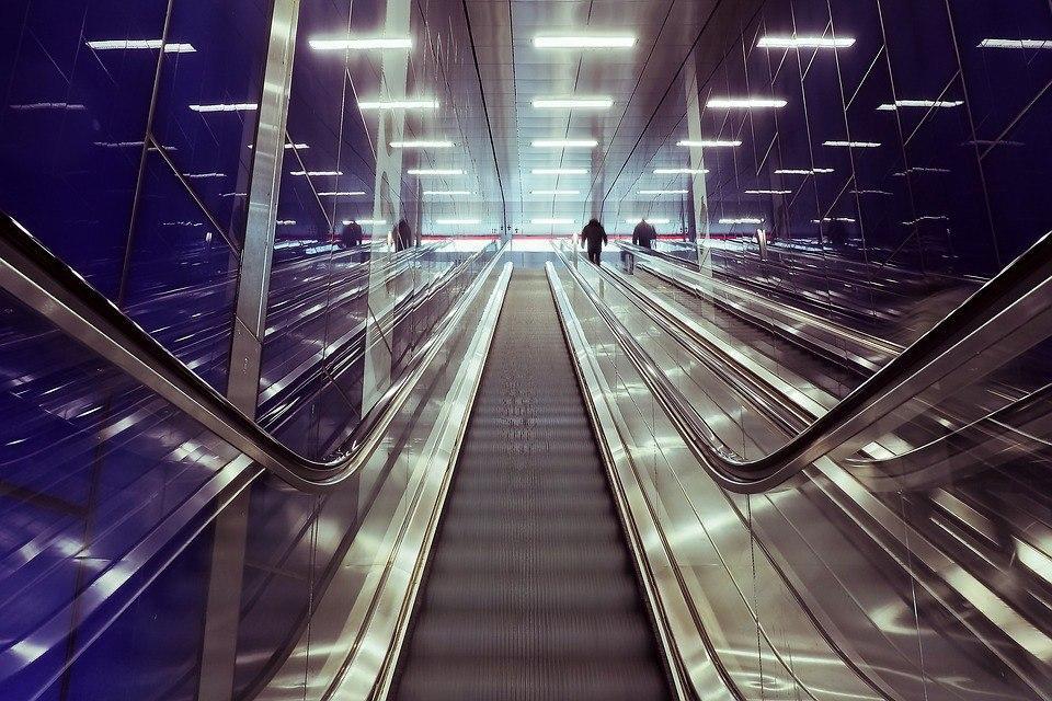 Текущий ремонт эскалаторов прошел на станции «Жулебино» в этом году