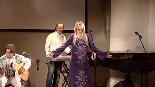 Алла Ковнир и Андрей Кутузов. На концерте группы Олега Молчанова.
