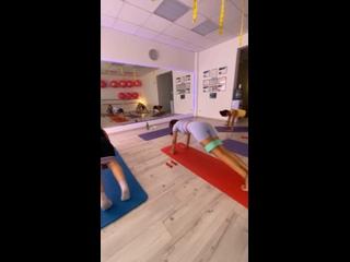Видео от Студия умного фитнеса Дарьи Седых