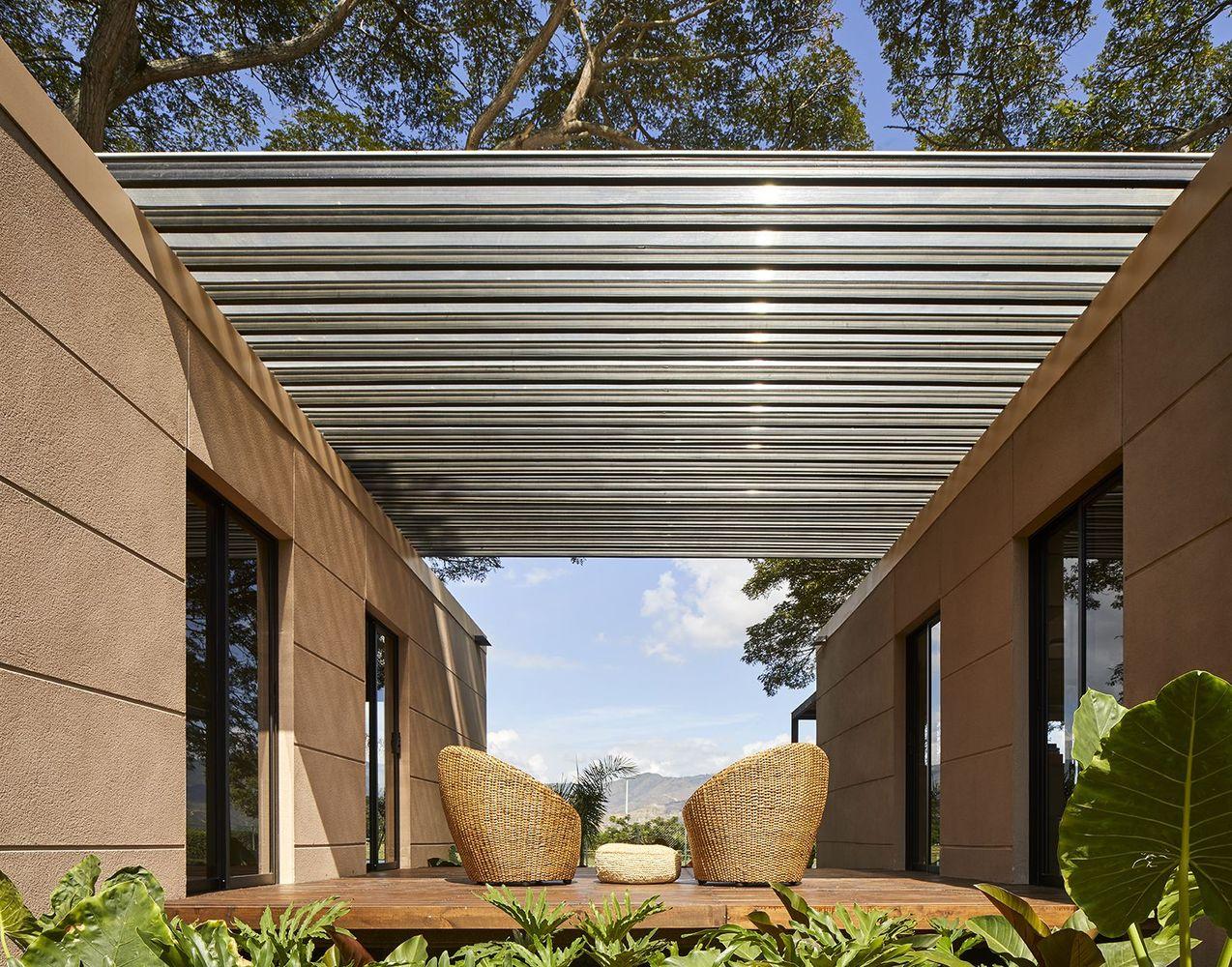 Mon Paradis House / Colectivo Creativo Arquitectos