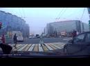 Дтп с мото 21.10.2020 на перекрестке Заневского пр. и пр. Энергетиков