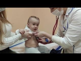 """Прием педиатра в клинике """"БалтМед"""""""