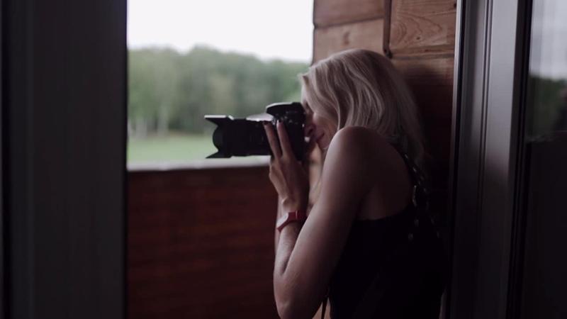 Свадебный фотограф Афина Ефимова backstage