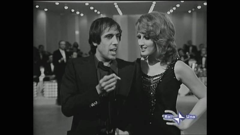Adriano Celentano e Mina Parole Parole 1972