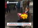В регионах России провели «Парад у дома ветерана»