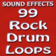 Sound Effects - Metal Groove Beat 03