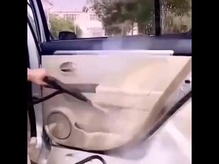 Пароочиститель для чистки авто 💨
