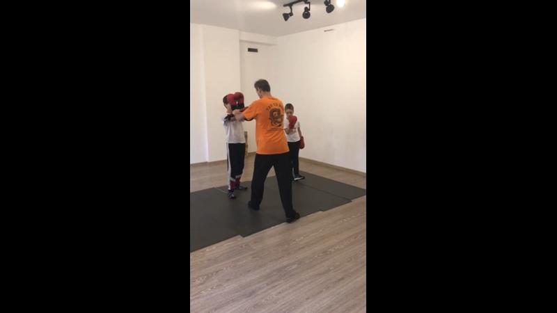 Кунг Фу для детей 7 12 лет