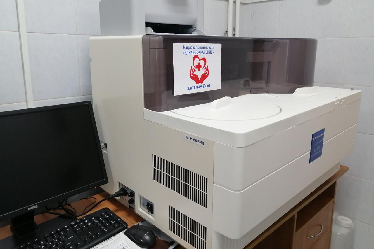 Более 400 единиц медоборудования закуплено на Дону по программе «Борьба с онкологическими заболеваниями»