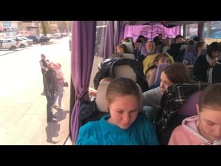 Участники Фестиваля-конкурса «Время Победы»  отправляются в Москву