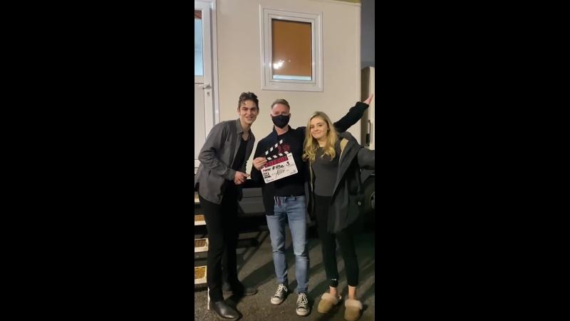 Окончание съёмок фильмов После Глава 3 и После долго и счастливо 19 декабря 2020
