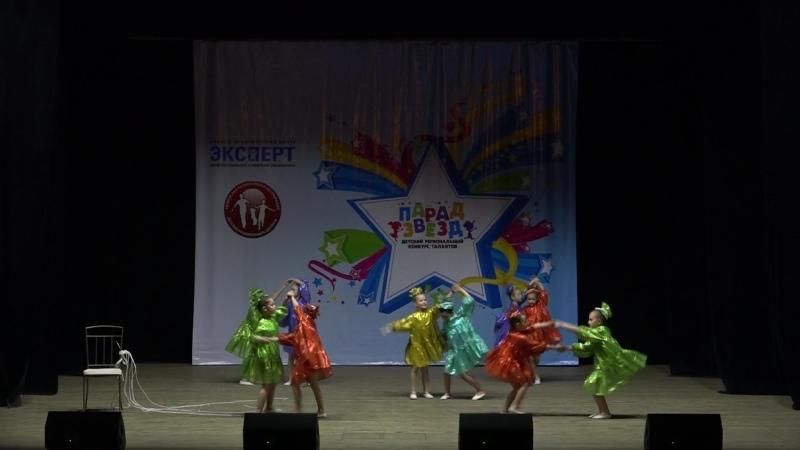 Танец Подарок который улетел тренер Путрова М Н