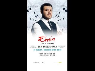 . Emin. Sea Breeze Event Hall