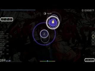 osu! | Vickeblanka - Black Rover (TV Size) [Extra] +NM