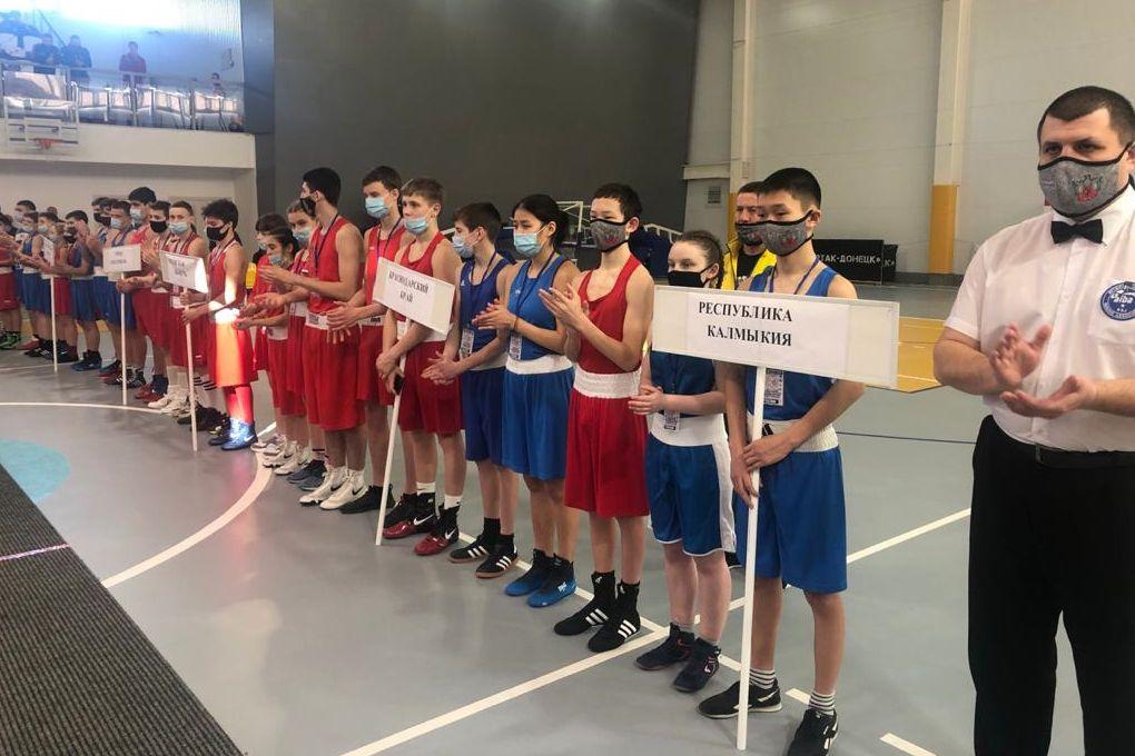 Под Таганрогом в СОК «Ромашка» прошли первые в этом году официальные соревнования по боксу