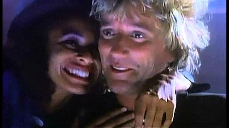 Rod Stewart Twistin The Night Away OST Внутреннее Пространство 1987