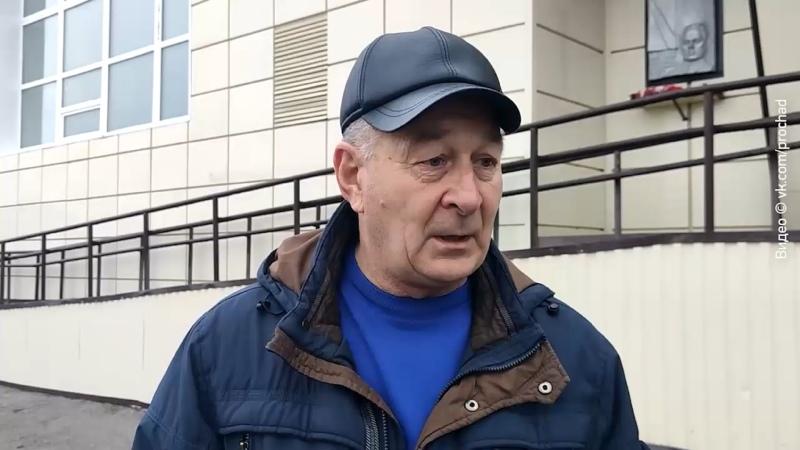 Глава Октябрьского ГО о стрелке в школе