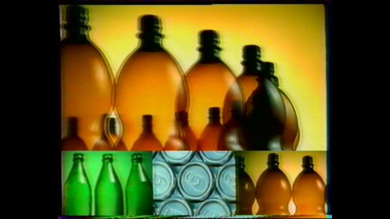 Рекламные блоки ТВ6 Москва (06.08.2001)