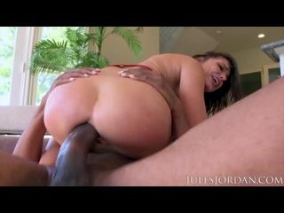 Jules Jordan - Dredd s BBC Drills Adriana Chechik s ASS For A Squirting Orgasm