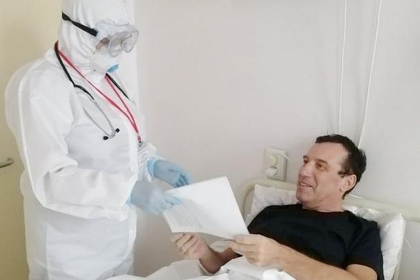 В Пензе спасли мужчину с ковидом и 100% поражением легких Диагноз 51-летнего Дмитрия шокировал как самого мужчину, так и весь персонал клиники, в которую он поступил с симптомами простуды.