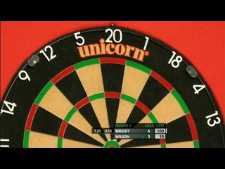 Peter Wright vs James Wilson (PDC Players Championship Finals 2019/ Round 1)