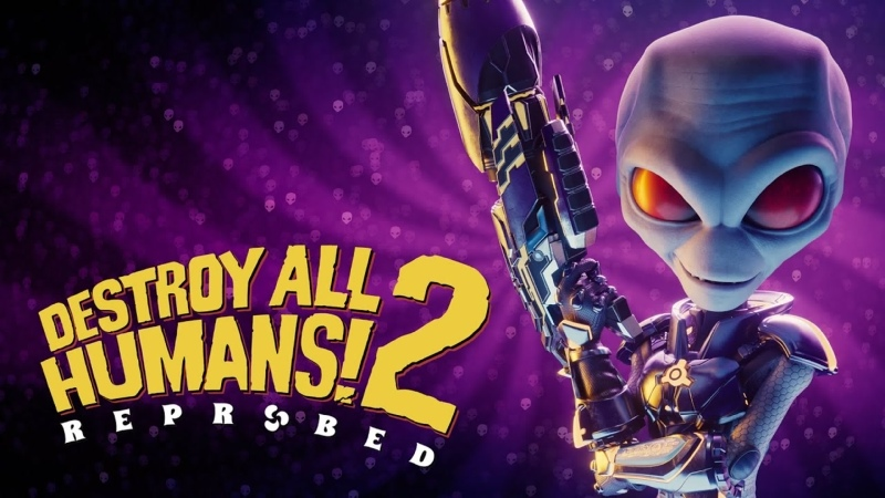 Destroy All Humans 2 Reprobed Announcement Trailer