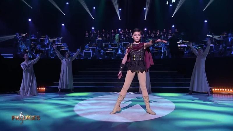 Mathis danse sur ″Gladiator″ de Zimmer - Prodiges 2019