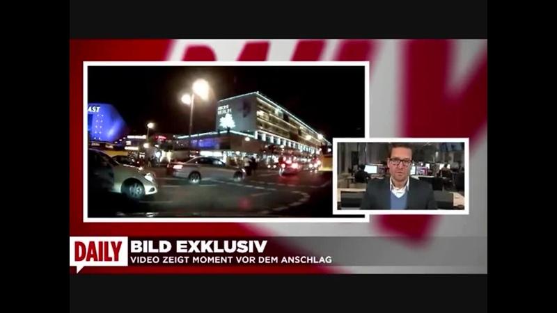 Berlin Breitscheidplatz - Anschlag widerlegt