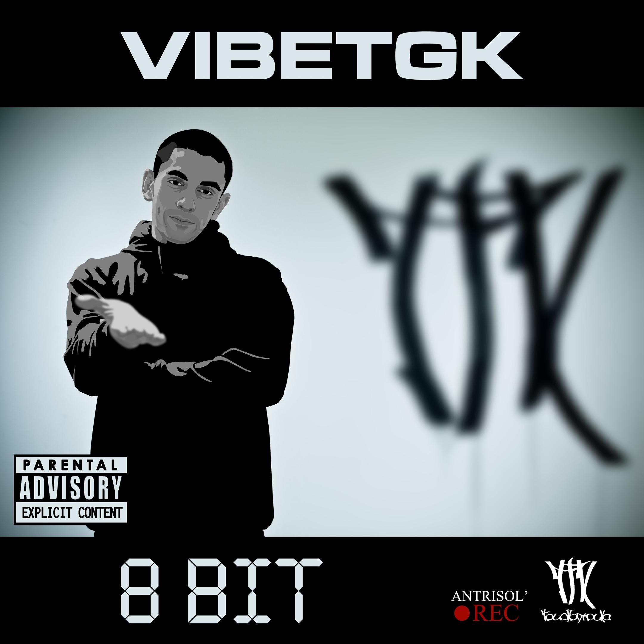 VibeTGK album 8 Bit