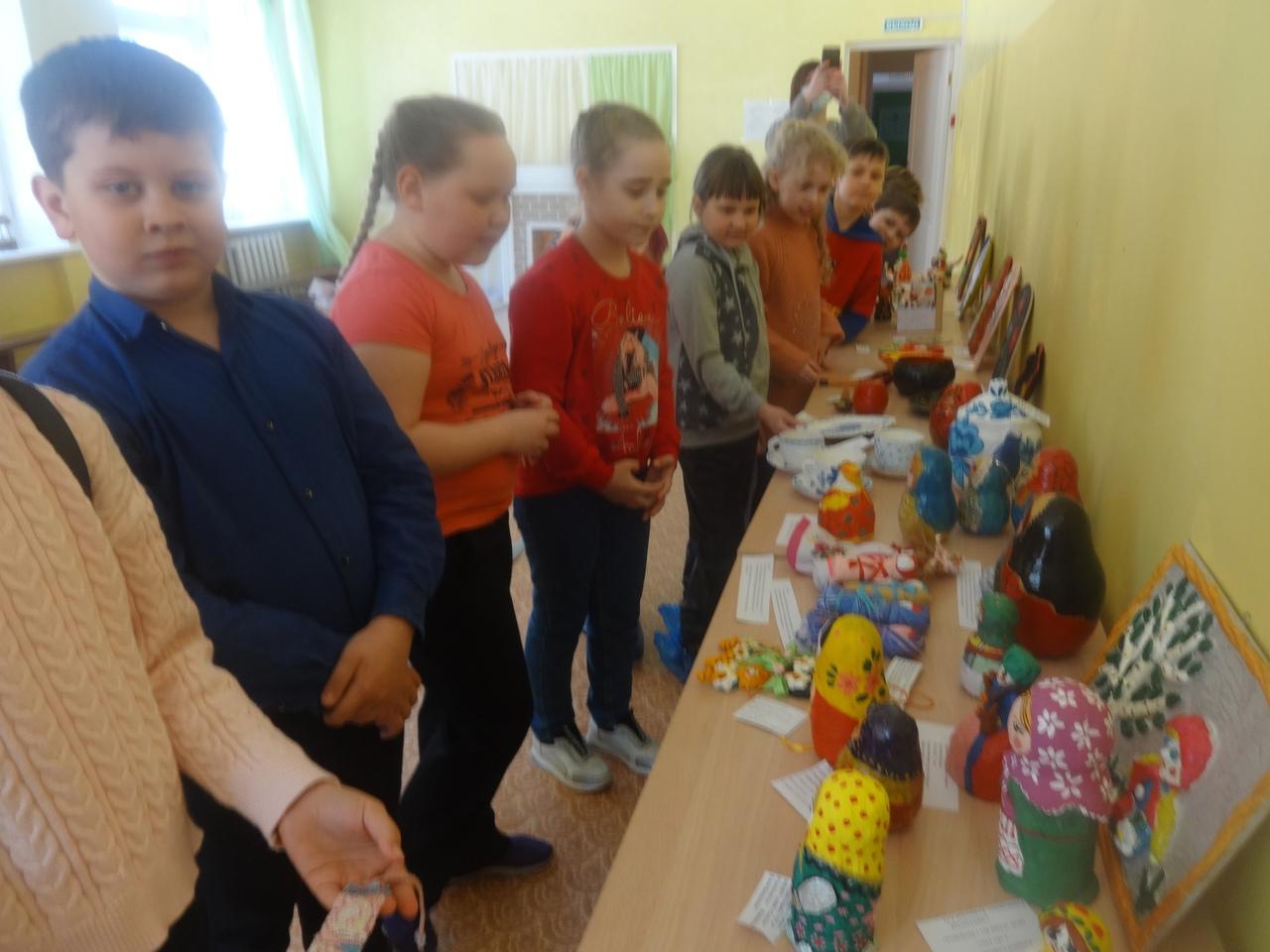 В Петровске подвели итоги районного конкурса «Ярмарка русских ремёсел»