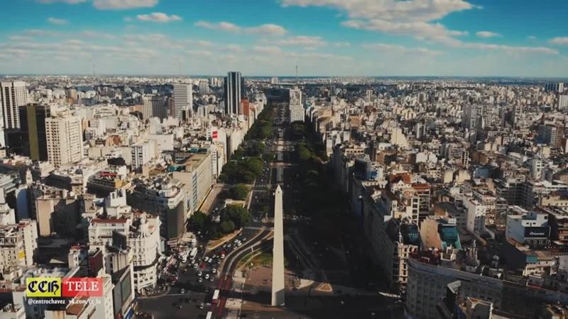 CCHTV Города Аргентины Буэнос Айрес